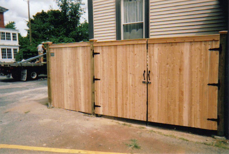 New England Fence Company Of The Berkshires